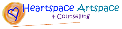 Heartspace Artspace and Counselling Logo